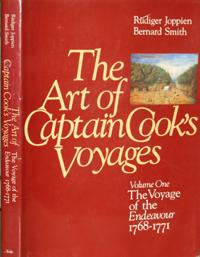 The Art of Captain Cook's Voyages. Volume 1, 1st Voyage