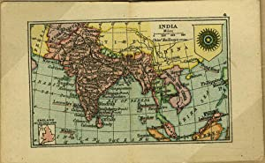 India Map from the Smallest Atlas Ever Published