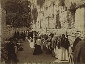 Jerusalem and local village life as portrayed by the American Colony photographers, ca. 1900: ...