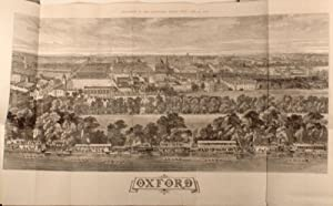 Large folding panorama of Oxford; also colonial India, China and Ireland as illustrated in the Il...
