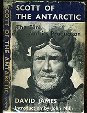 Scott of the Antarctic. The Film and Its Production