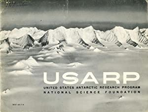 USARP United States Antarctic Research Program, National: Antarctic] Watson, R.