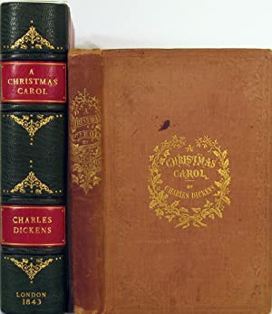 Christmas Carol In Prose. Being a Ghost: Dickens, Charles