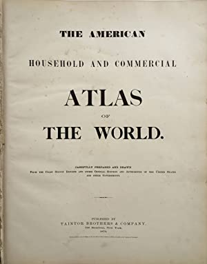 The American Household and Commercial Atlas of the World