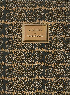 The Rubaiyat of Omar Khayyam of Naishapur: Rubaiyat] FitzGerald, Edward;