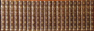 Complete Works of William Makepeace Thackeray. Complete 22 volume set