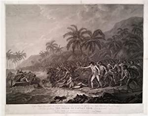 The Death of Captain Cook. To the Right Honourable the Lords Commissioners for executing the Offi...