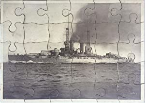 Our Battleships Puzzle Box - Three Pictures to a Set: Muller, Enrique (Robert E.)