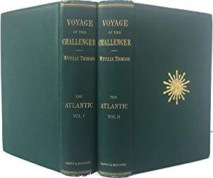 The Voyage of the 'Challenger'- The Atlantic. A Preliminary Account of the General Results of the...
