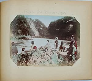 Photograph Album of images of Japan