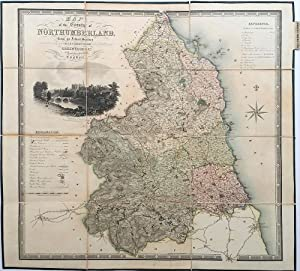 Map of the County of Northumberland, from an Actual Survey made in the years 1827 & 1828