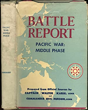 Battle Report. Pacific War: Middle Phase