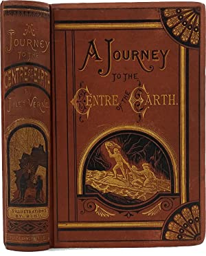 A Journey to the Centre of the: Verne, Jules
