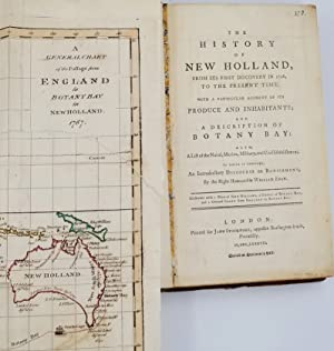 The History of New Holland, from Its First Discovery in 1616, to the Present Time. [FIRST & SECON...