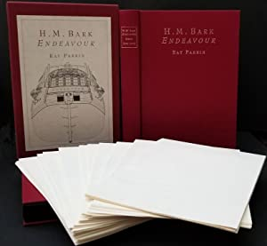 H.M. Bark Endeavour. Her Place in Australian History, With an Account of Her Construction, Crew a...