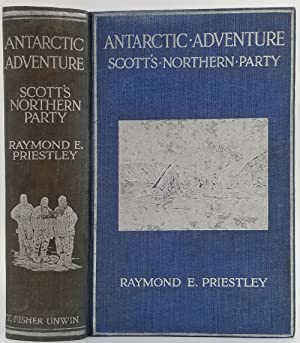 Antarctic Adventure. Scott's Northern Party