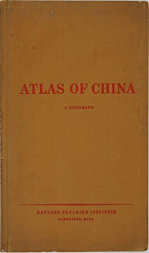 Historical and Commercial Atlas of China