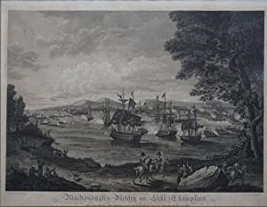 Macdonough's Victory on Lake Champlain and Defeat of the British Army at Plattsburg by Genl. Maco...