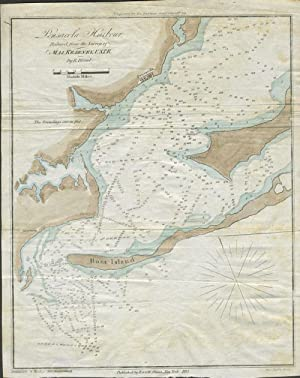Pensacola Harbour, Reduced from the Survey of Maj. Kearney, U.S.T.E. Color map