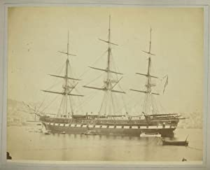 Il Franklin - photograph of the American Schooner USS Franklin