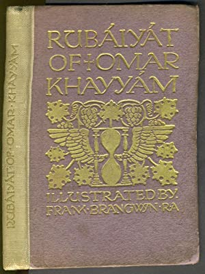 Rubaiyat of Omar Khayyam. Illustrated by Frank: Rubaiyat] FitzGerald, Edward;