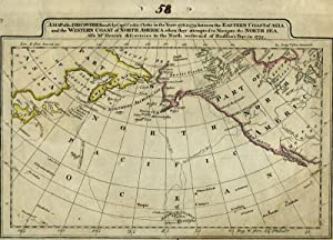 A Map of the Discoveries made by Capt.'s Cook & Clerke in the Years 1778 & 1779 between the Easte...