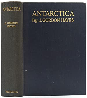 Antarctica; a Treatise on the Southern Continent