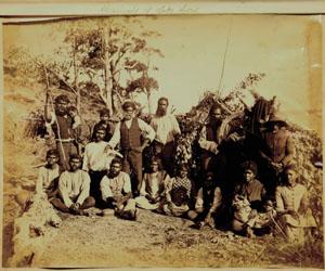 Australian Photo Album, with 47 Views of: Beattie, J.W.; J.P.