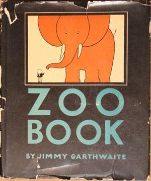 Zoo Book: Garthwaite, Jimmy