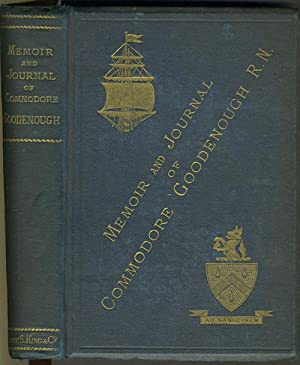 Journal of Commodore Goodenough
