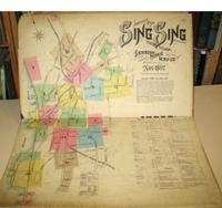 Sanborn Map of Sing Sing for the: Sanborn Atlas [Ossining,