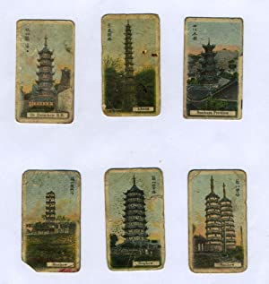Chinese cigarette card collection: China]