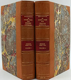 Journals of Two Expeditions of Discovery in Northwest and Western Australia during the Years 1837...