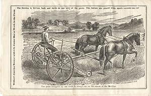 Wilber's Eureka Motor, 1874