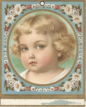 Illustration from Hood's Sarsaparilla Calendar for 1898