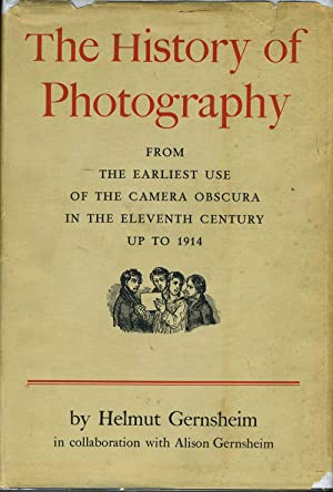 The History of Photography From the Earliest: Gernsheim, Helmut
