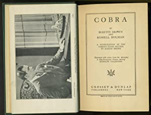 Cobra: Brown, Martin and Russell Holman