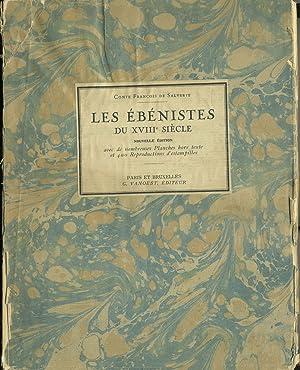 Les Ebenistes Du XVIIIe Siecle, leurs oeuvres: De Salverte, Comte
