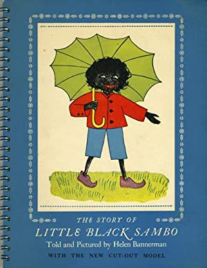 The Story of Little Black Sambo Told: Complete with cut-out]