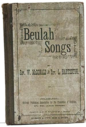 Beulah Songs a Choice Collection of Popular: McDonald, Rev. W.