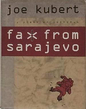 Fax from Sarajevo: Kubert, Joe, and