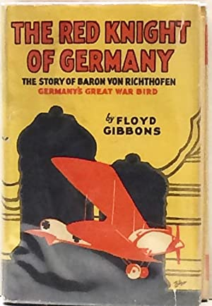 The Red Knight of Germany, the story: Gibbons, Floyd