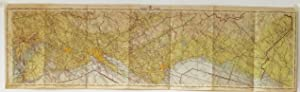 Flight Chart Washington to Presque Isle, FC 181