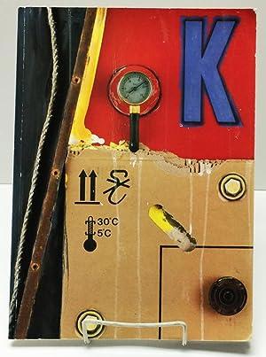 Peter Klasen: The Berlin Wall Cycle 1985-1988: Avila, Alin Alexis