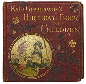 Kate Greenaway's Birthday Book for Children: Greenaway, Kate and