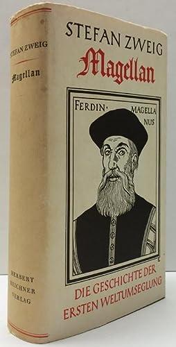 Magellan, der mann und seine tat, die: Zweig, Stefan