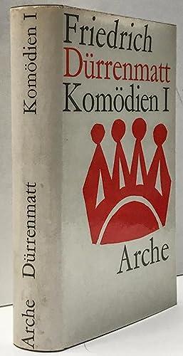 Komodien I (Inscribed): Durrenmatt, Friedrich