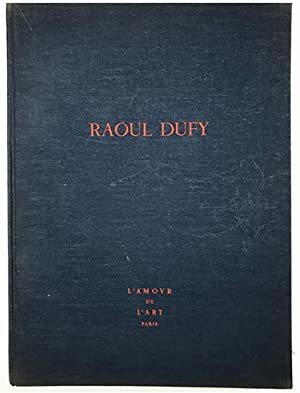 Hommage a Raoul Dufy: Cassou, Jean., M.