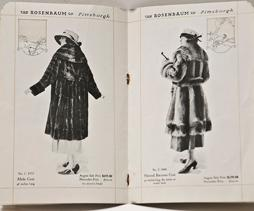 1918 Annual August Fur Sale: Rosenbaum Company