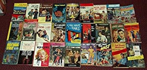 Amazing collection of 5,000 different softcover books, published 1940~1972